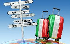 Visita formativa de la jefa del departamento de imagen personal a Italia