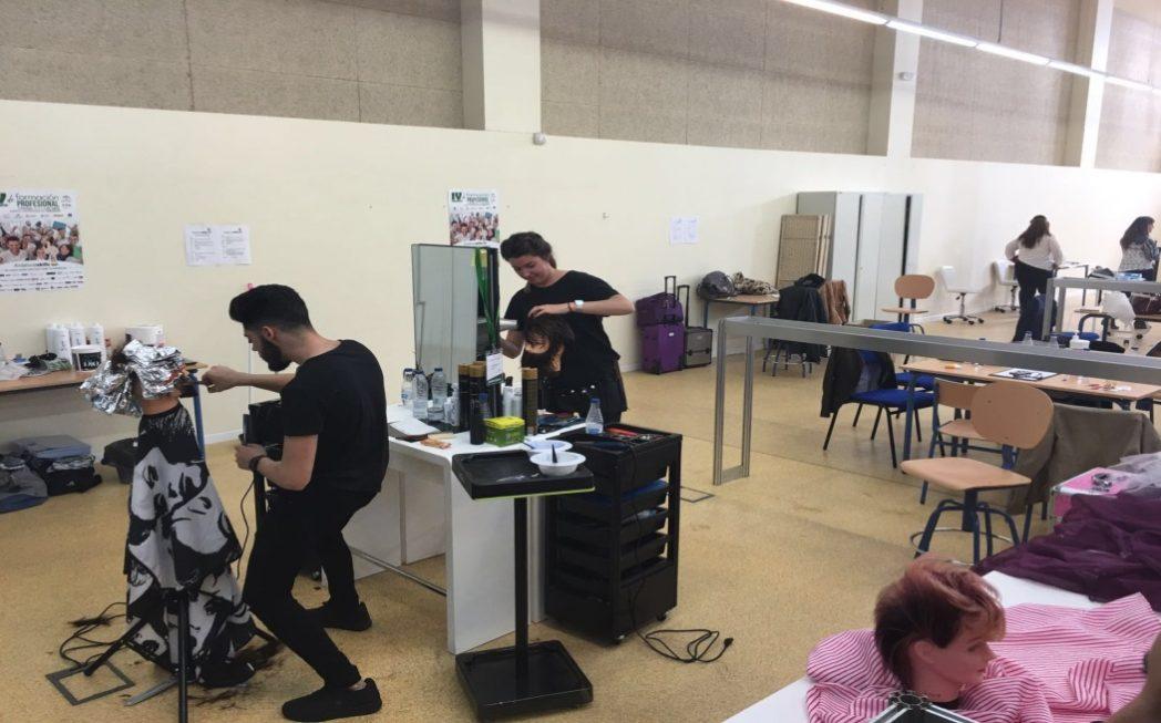 """El IES El Palo participa en el campeonato """"Andalucía Skills"""""""