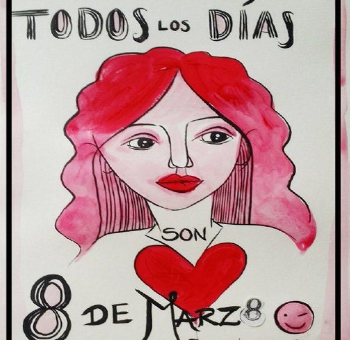 El día 8 de marzo se celebra el Día Internacional de la mujer