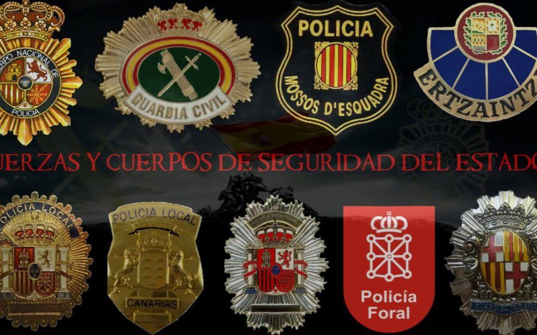 Acceso a las Fuerzas de Seguridad del Estado