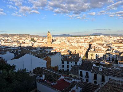Visita del IES El Palo a la ciudad de Antequera