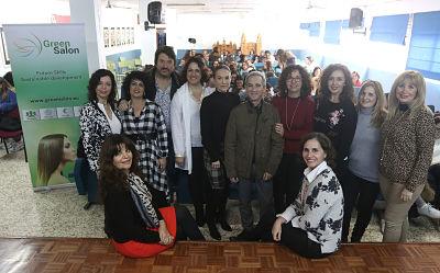 """JORNADA PROVINCIAL GREEN SALON: """"DIAGNÓSTICO Y PROTECCIÓN DE LOS RIESGOS LABORALES DEL PROFESIONAL DE PELUQUERÍA"""""""