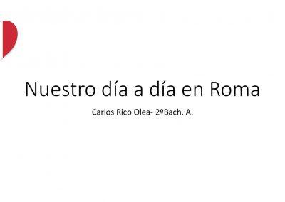 Viaje de Roma