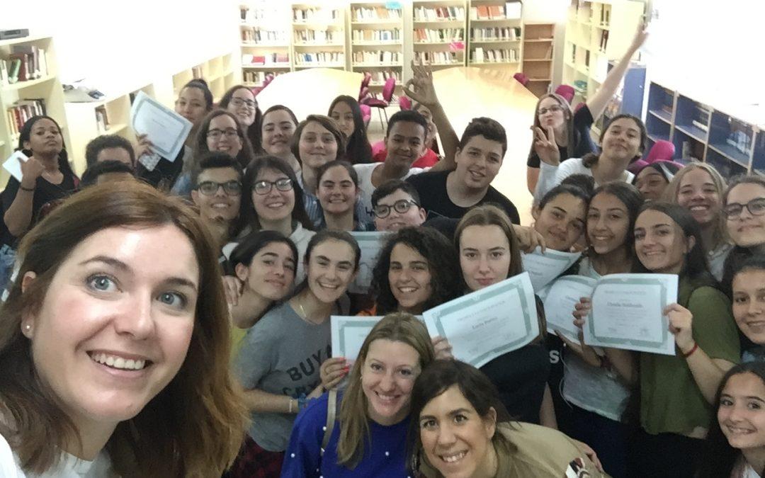 JORNADAS DE INTERCAMBIO DE RECOMENDACIONES LITERARIAS PERSONAJES-LIBRO