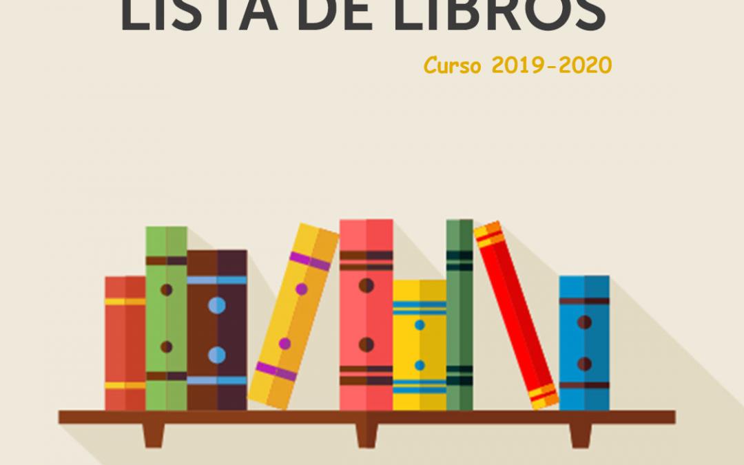 Lista de libros de bachillerato